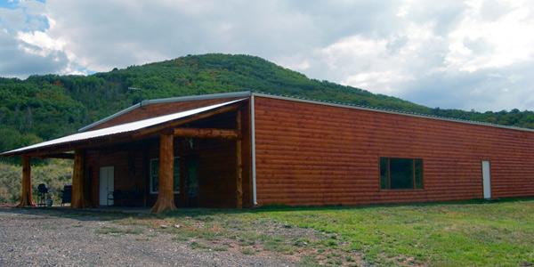Elk Have Lodge in Meeker, Colorado